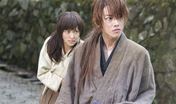 "Official site ""Rurouni Kenshin"" movie!"