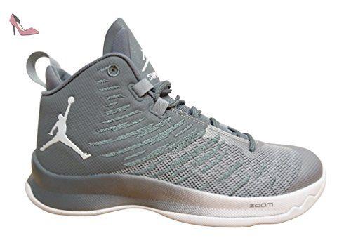 Nike Jordan Super.Fly 5, Chaussures de Sport-Basketball Homme, Gris (Gris  (Cool Grey/White-Wolf Grey)), 41 EU - Chaussures nike (*Partner-Link) |  Pinterest ...