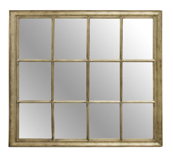 Pinterest the world s catalog of ideas for Gold window mirror