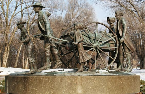Mormon Pioneers | Quote of the Day