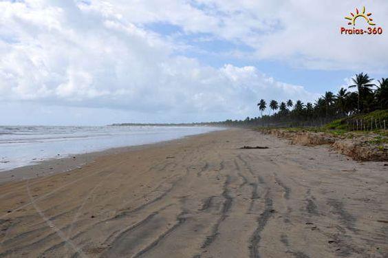 Praia de Flexeiras, Feliz Deserto, Alagoas