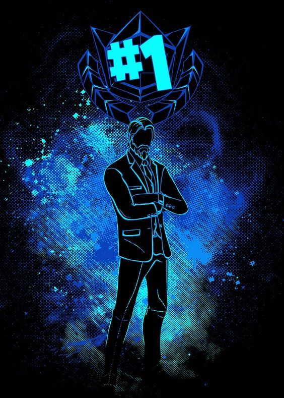 John Wick Fortnite Best Gaming Wallpapers Epic Games Fortnite Gaming Wallpapers