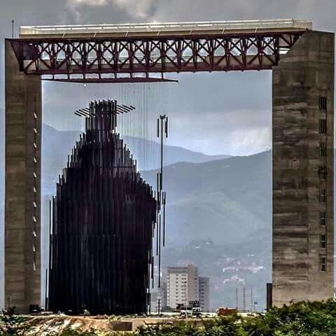 Monumento A La Divina Pastora Barquisimeto Lara Venezuela