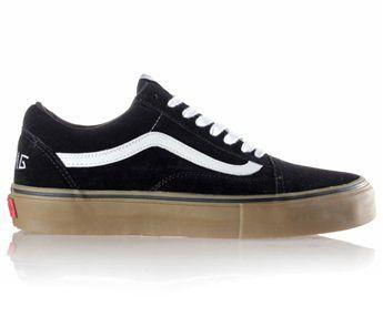 Black Golf Wang Vans