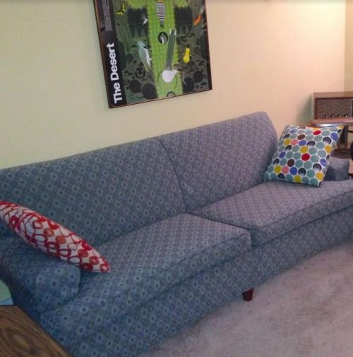 I Sold My Sofa On Craigslist My First Time Ever Craigslist Sale