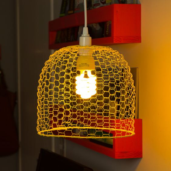 Diycore luminaria tela1 ilumina o pinterest v deos - Catalogo de luminarias para interiores ...