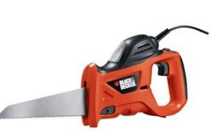 Buy this Black & Decker PHS550B 3.4 Amp Powered Handsaw with Storage Bag with deep discounted price online today.