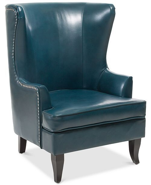 Noble House Rawley Wing Chair Reviews Chairs Furniture