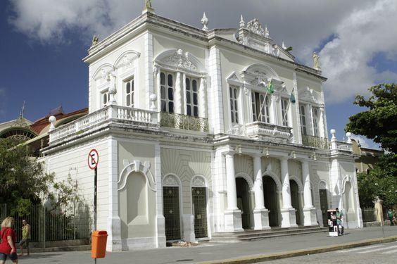 Todos os tamanhos | Teatro José de Alencar, Fortaleza - Ceará | Flickr – Compartilhamento de fotos!