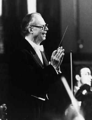 Karl Bohm (1894-1981) conductor, studied law before he entered the Graz and then the Vienna Conservatory, where he studied under Mandyczewski. In 1917 Karl Böhm became a rehearsal assistant in his home town, in 1919 the assistant director of music and in 1920 the senior director of music. In 1921, Bruno Walter called him to Munich. In 1927 he was appointed as chief musical director in Darmstadt. From 1931-1934 he fulfilled the same function at the Hamburg Opera and was appointed professor.
