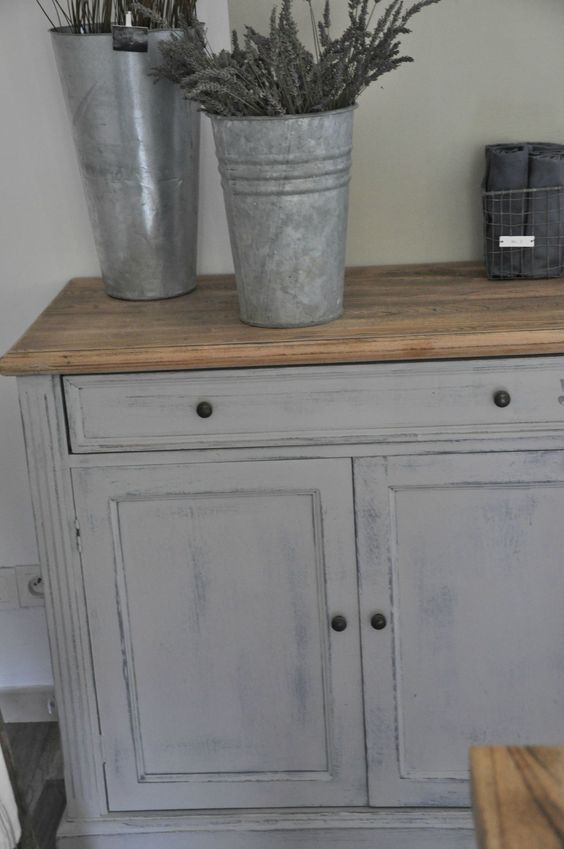 meuble maisons du monde relook ambiance deco pinterest vase gris et cuisine. Black Bedroom Furniture Sets. Home Design Ideas