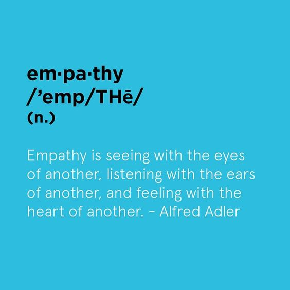 Practicing empathy with effective listening