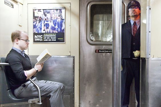 "Underground NY Public Library. ""Notes from the Underground,"" by Fyodor Dostoyevsky"