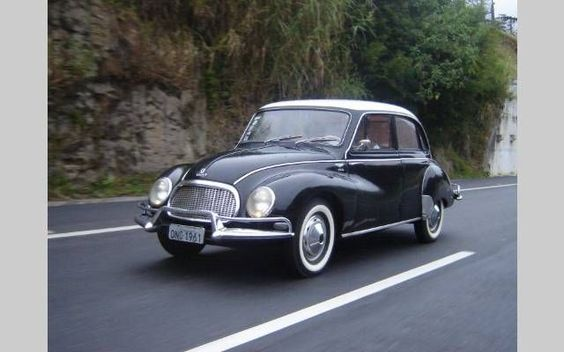 É o primeiroautomóvel a passar por um teste pela Revista Quatro ...