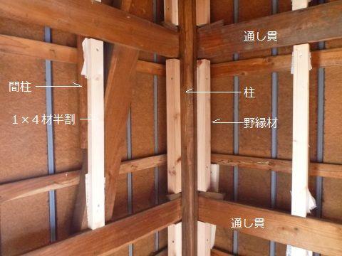 Diyリフォーム 古い家の壁を新しくする 下地作り リフォーム Diy