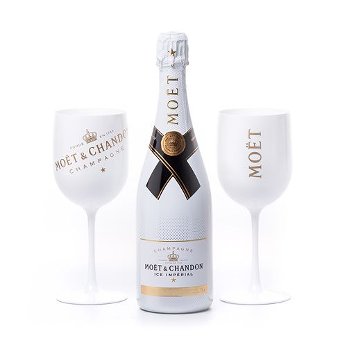 Champagne Moet Chandon Ice Imperial Gift Box Moet Chandon