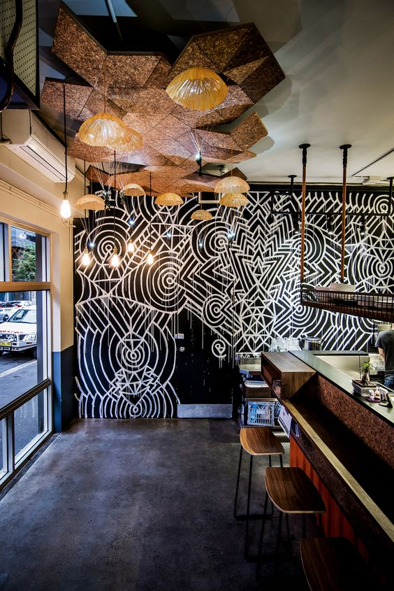 Single origin roasters cafe surry hills designed by luchetti krelle interior bar - Small spaces surry hills decor ...
