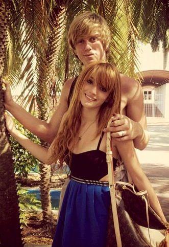 Bella Thorne And Tristan Klier Prom Bella Thorne & Tri...
