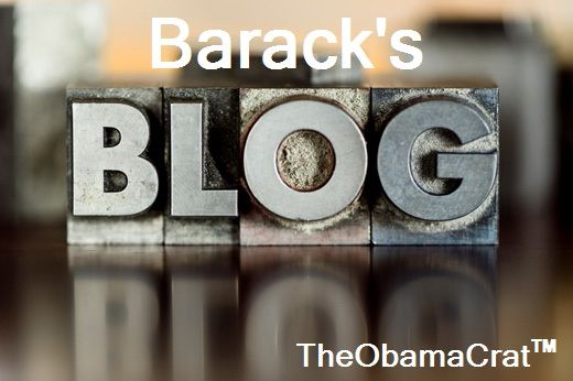 A Little Sum'in Sum'in From Barack's Blog For A Thursday Evening.  The POTUS. The FLOTUS. Dr. Jill & Joey B. Ms. Valerie. Some Tweets. Some Photos. Some Videos.