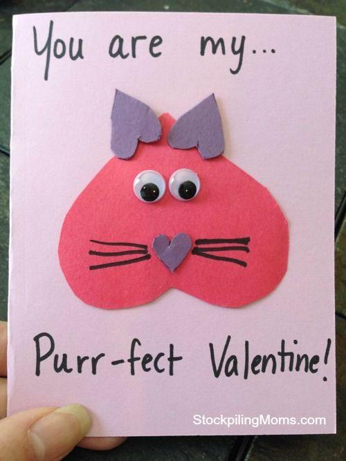Best 25+ Homemade valentine cards ideas on Pinterest | Homemade ...