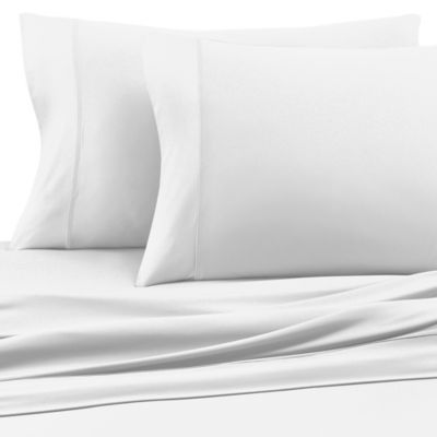 Sheex Pro Cotton Standard Pillowcases In White Set Of 2 King Sheet Sets Pillow Cases Sheet Sets