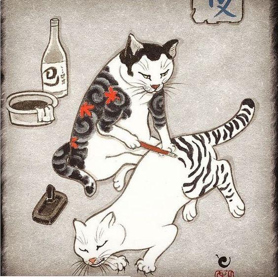Tattoo ☠ Horitomo