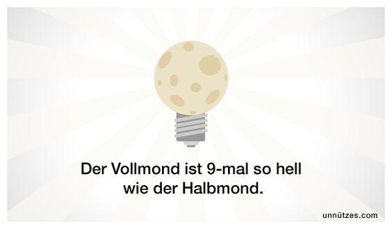 """Bei Vollmond beträgt seine Beleuchtungsstärke 0,2 Lux. Die """"Vollerde"""" ist rund 50-mal so hell wie der Vollmond."""
