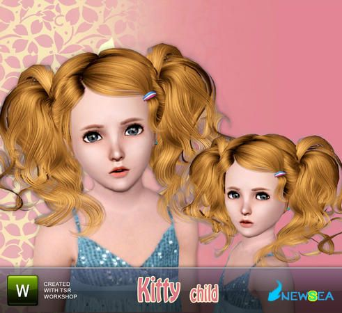 Newsea Kitty Child Hairstyle Kids Hairstyles Hairstyle Hair Styles