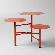 awesome outdoor table from west elm.