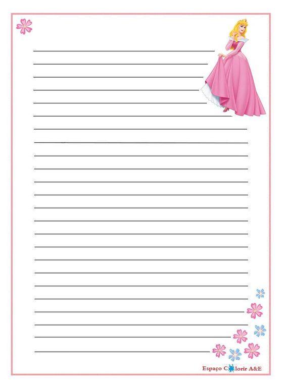 papel-de-carta-bela-adormecida