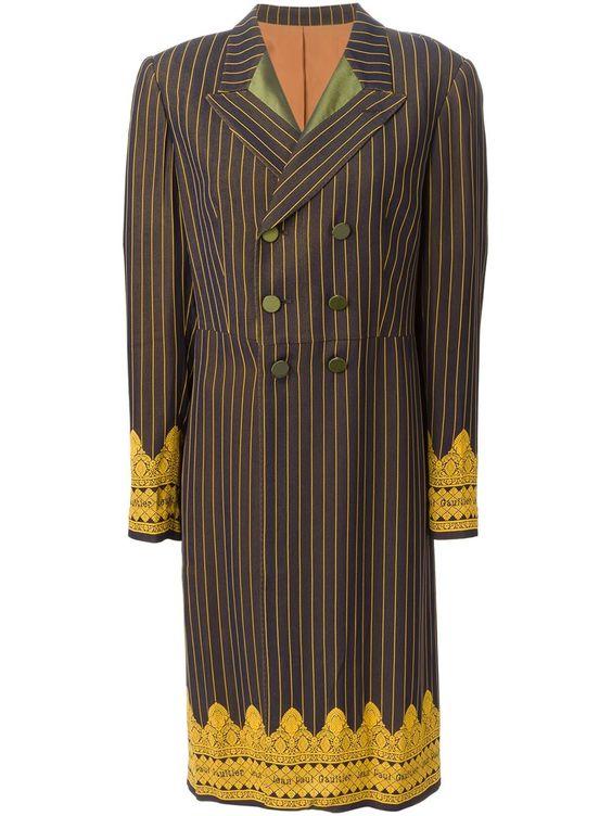"""Jean Paul Gaultier Vintage manteau """"La Parisienne Punk"""" 903,70 € ( - Farfetch.com"""