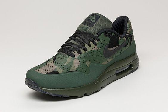 Nike Air Max 1 Green Camo