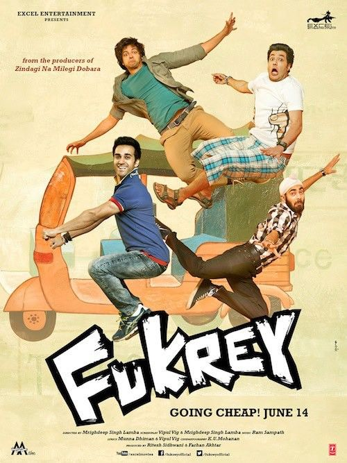 fukrey movie hd video songs free
