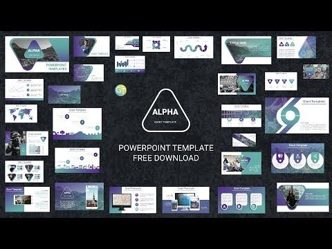 Free Powerpoint Templates 2018 Ready 30 Slides With Morph Animation Easy To Edit Wit Powerpoint Templates Create Powerpoint Template Powerpoint Template Free