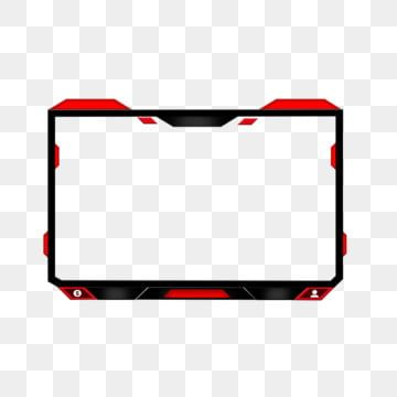 نشل تيار مباشر تراكب وجه باللون الأحمر الرسوم المتحركة تراكب نشل بث مباشر Png وملف Psd للتحميل مجانا Overlays Transparent Photo Logo Design Overlays