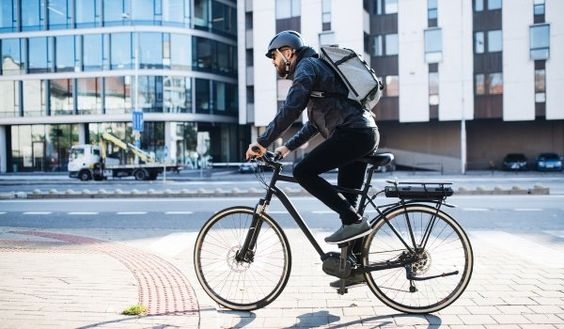 City Cycling Health Versus Hazard Celebrity Workout Bicycle