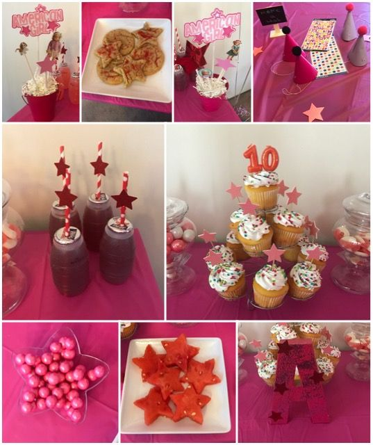 American Girl Birthday Party Decorations American Girl Party