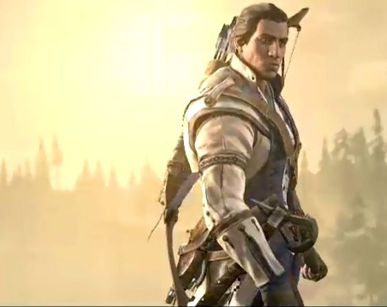 Connor Kenway (Hood Down)