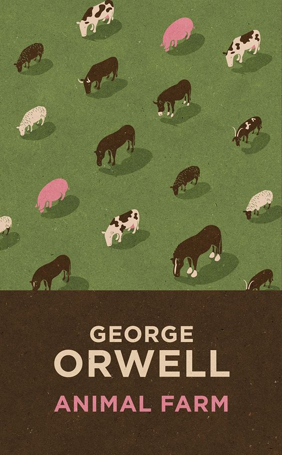 A synopsis of the novel animal farm by george orwell