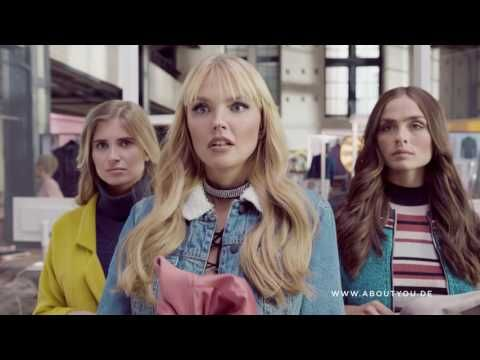 """Welcome to the Style Agency by ABOUT YOU, the online fashion retailer: """"Genau Emma's Style"""" #WieStyleIstDasDenn - YouTube"""