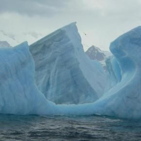 Gorgeous ice
