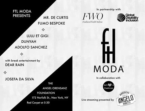 STAY TUNED GUYS! -  The FTL Moda Fashion Show is available in streaming online worldwide at 6.30 pm On Monday 15th on http://fashionweekonline.com/       ---------------------------------- ll 16 febbraio alle 0,30 italiane tutti collegati al sito http://fashionweekonline.com/ per seguire le sfilate di FTLModa