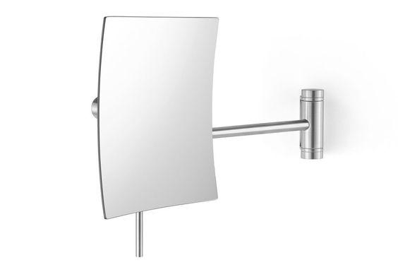 ZACK XERO make-up spiegel, zwenkbaar, wandmontage