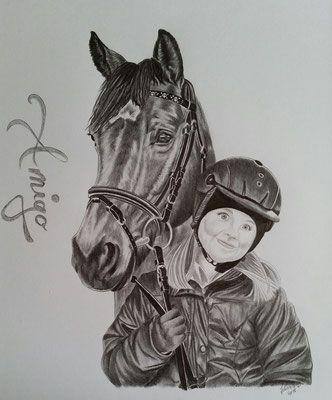 Pferde - tierportraits-mit-herzs Webseite!