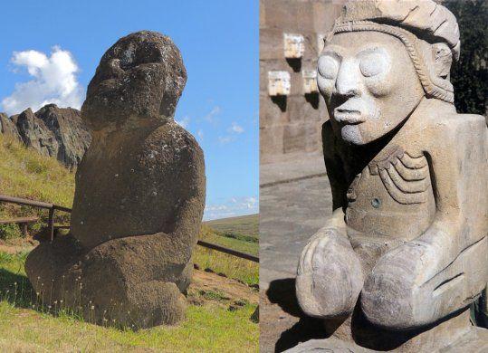 Civilizaciones desaparecidas: Atlántida, Lemuria y Mu