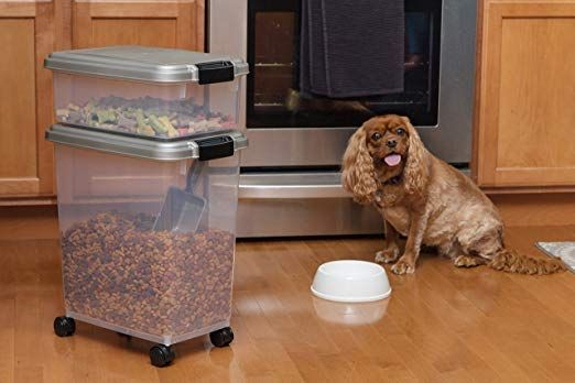 Dog Food Container Large Narrow Dog Food Container Dog Food In