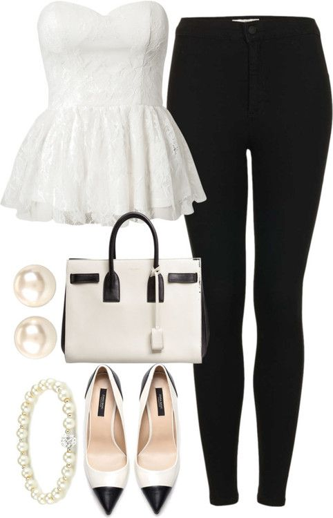 cute outfits for a casual dinner date So here are 3 suggestions for your date outfit a cute and girly outfit that this way you're perfectly dressed for a dinner and a movie – a typical date.