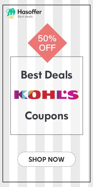 hasoffer Best Kohl's Coupons Deals