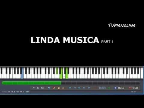 Lesson Piano Lina Musica Mp4 Youtube Lesson Piano Lina