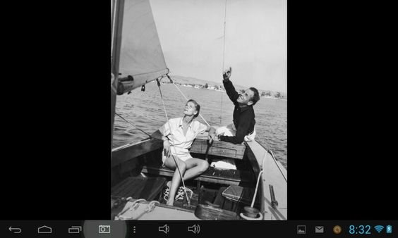 Loved sailing on weekends